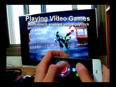 تبدیل موبایل به دسته بازی ( دانلود برنامه )