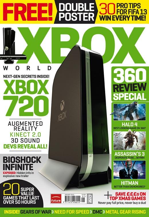 چگونگی اتصال xbox 720 به تلویزیون های امروزی