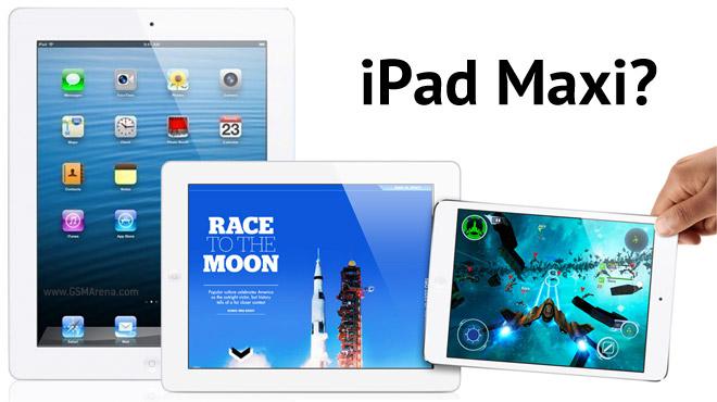 آیپد-12.9-اینچی-اپل-با-نام-iPad-Maxi