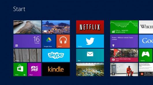 بروز رسانی ویندوز 8.1 رایگان خواهد بود!
