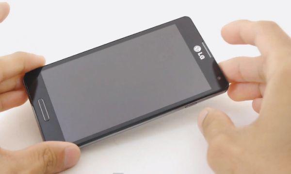 بررسی کوتاهی از LG Optimus F7
