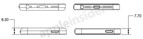 انتشار غیر رسمی طرح آیفون ارزان قیمت یا iPhone Light و iPhone 5S