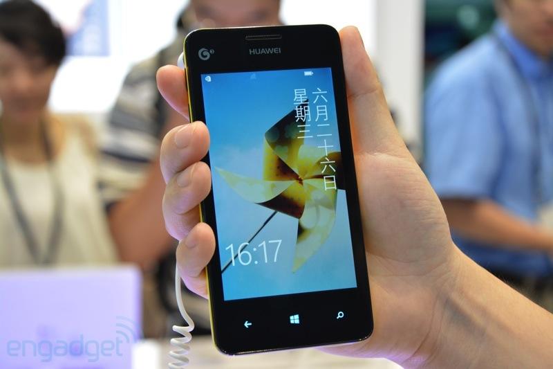 معرفی Huawei Ascend W2