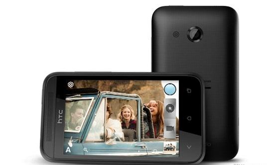 معرفی رسمی HTC Desire 200