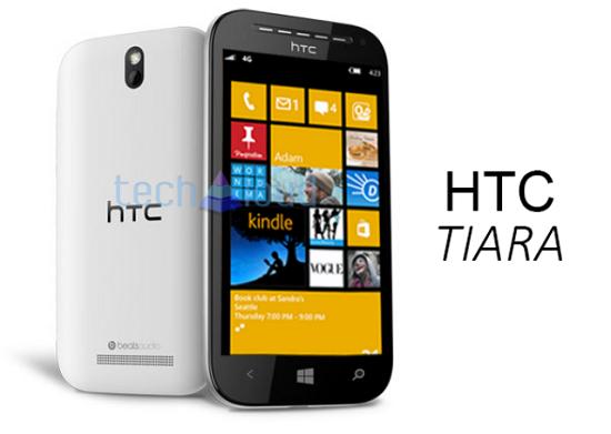 اطلاعات گوشی جدید شرکت HTC  فاش شد
