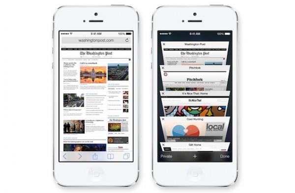 رابط کاربری iOS7 و ایجاد مشکلات برای برنامه های قدیمی