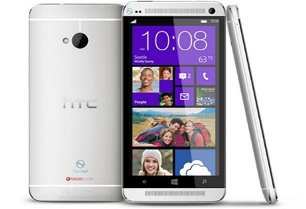 شایعه: امکان عرضه نسخه ویندوز فون HTC One