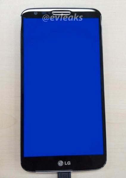 تصاویر لیک شده LG Optimus G2،صفحه نمایش 5.2 اینچی و با وضوح 1080p را تایید می کنند
