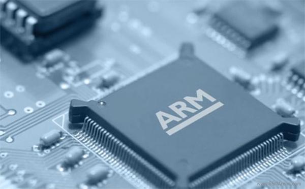 پردازشگر 3 گیگاهرتزی ARM
