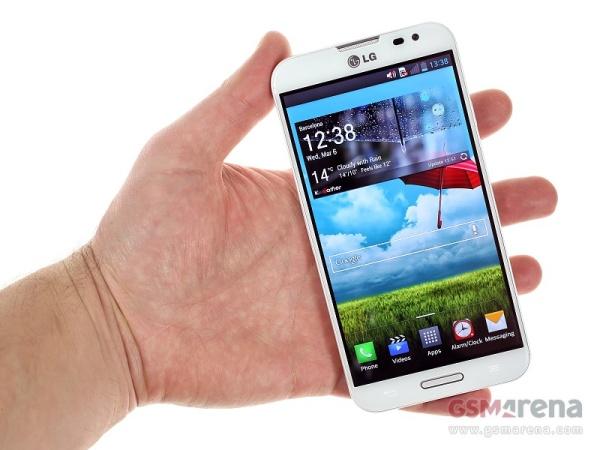 LG Optimus G Pro به زودی در 40 کشور جدید عرضه خواهد شد