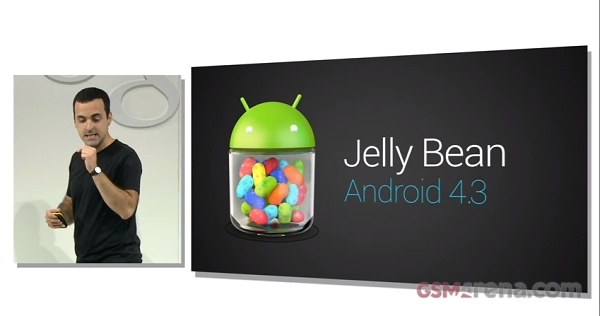 Nexus 4،Nexus 7 و Nexus 10 امروز به روز رسانی اندروید 4.3 را دریافت می کنند