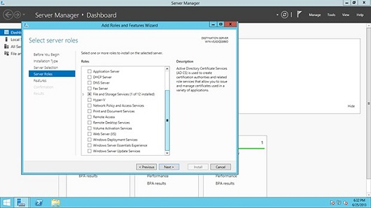 windows server 2012 R2 به همراه عکس و لینک دانلود