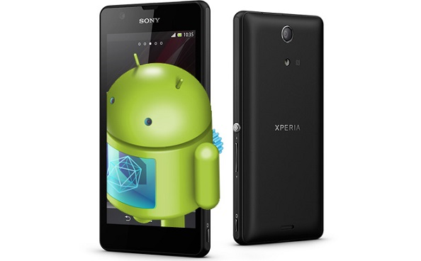Sony Xperia ZR نیز اندروید 4.2.2 را دریافت کرد