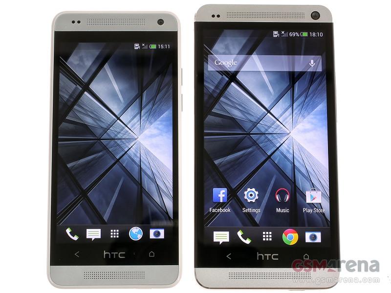 بررسی HTC One mini