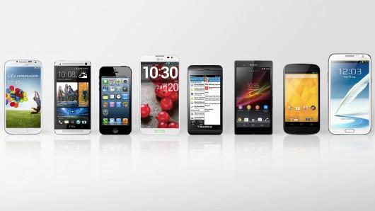 قیمت روز انواع گوشی های موجود در بازار ( 13 مرداد )
