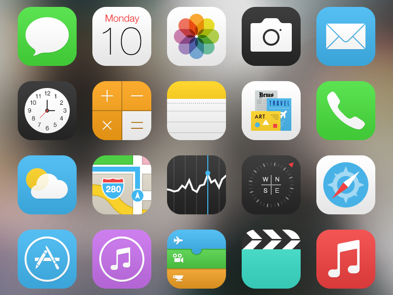 iOS-7-Icons-by-Matthew-Skiles