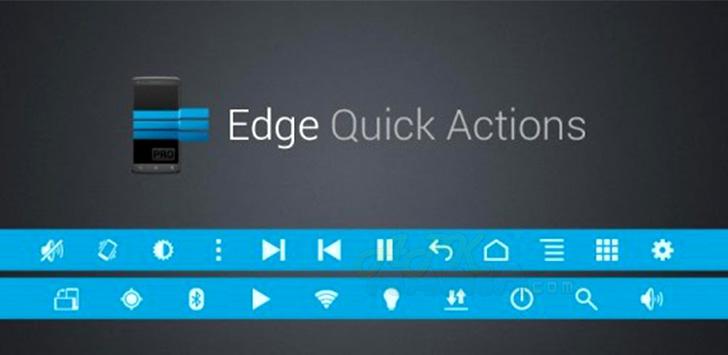 دانلوذ برنامه اندروید Edge Pro: Quick Actions