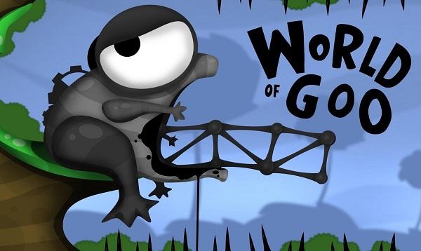 دانلود بازی زیبای دنیای گو (World of Goo v1.2 )