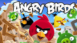 جاسوسی از طریق پرندگان خشمگین!