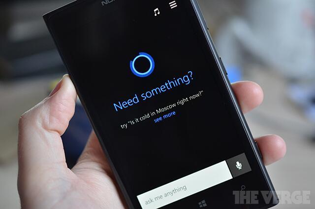 Microsoft-Cortana-UI