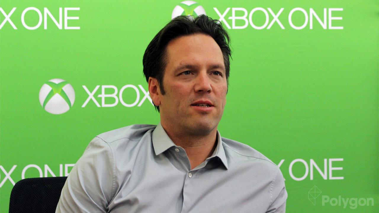 Xbox Live و استادیو Phil Spencer--Microsoft رئیس ایکس باکس (visoa)میشود