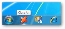 close all
