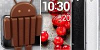 گوشی کره ای LG Optimus G آپدیت اندروید 4.4(کیتکت) را دریافت میکند