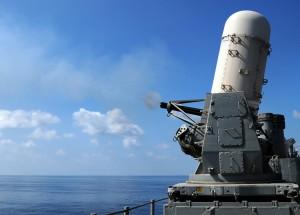 سلاح لیزری متعلق به نیروی دریایی آمریکا با قابلیت شلیک با کنترلر