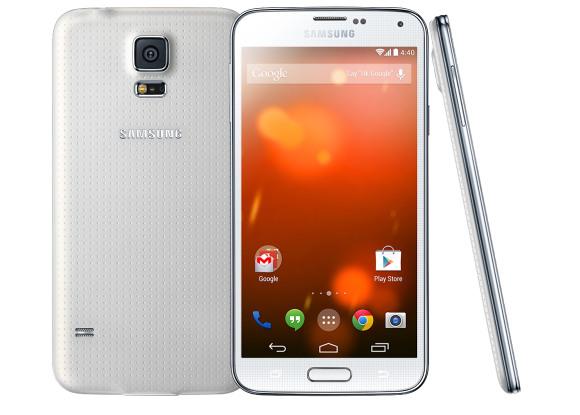 گوشی Samsung Galaxy S5 ورژن Google Play توسط Google لیک شد.