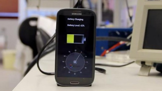 باتری هایی که بر اساس نانو دات در 30 ثانیه شارژ میشوند