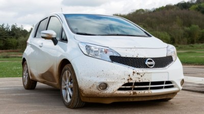 فناوری Ultra-Ever dry و اولین اتومبیل خود تمیز شونده دنیا