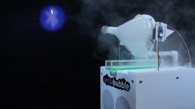 sensabubble حباب هایی با قابلیت نمایش متن و تصویر و ایجاد بو