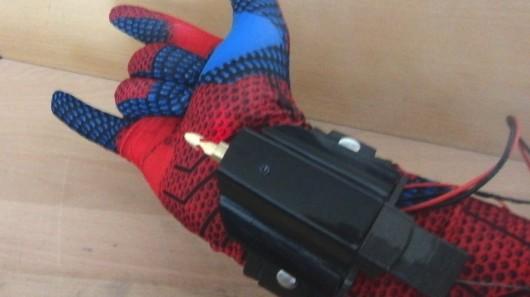 با این وب شوتر مرد عنکبوتی میشود!