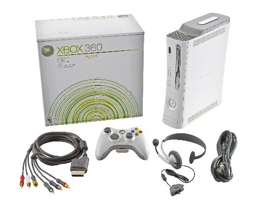 تصویری تاز Xbox 360 همراه با جزئیات