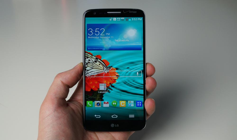 گوشی جدید شرکت ال جی دو روز دیگر رونمایی می شود !