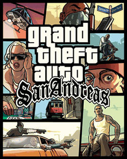 GTA:SanAndreas Cover