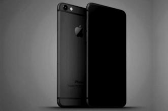 رنگ مشکی و خاکستری تیره Iphone 7 |تکفارس