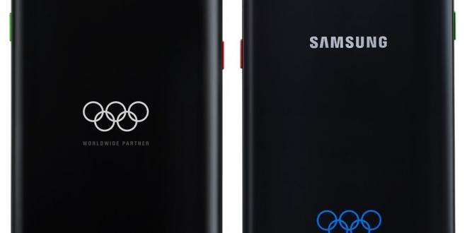 نسخه مخصوص المپیک Samsung S7 edge |تکفارس