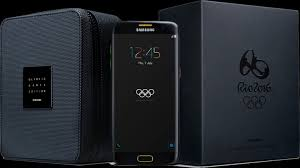 Galaxy S7 edge Olympic Edition