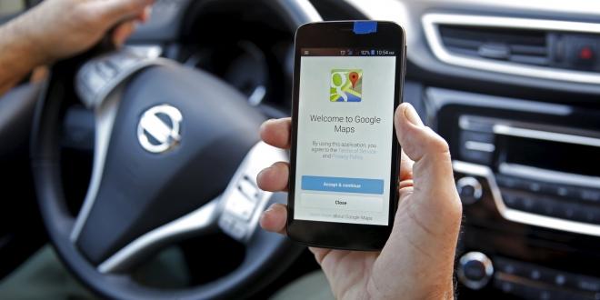 آپدیت جدید Google Maps |تکفارس