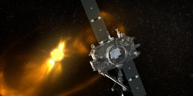 nasa satellite