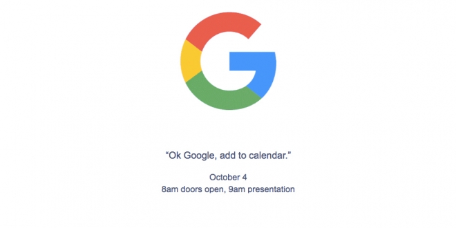 google-4th-october-event