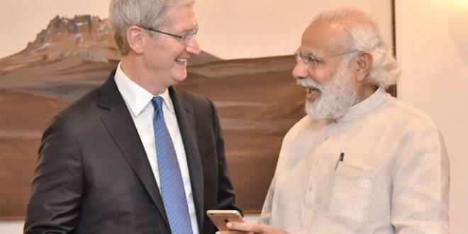 همکاری دولت هند و اپل؛ یک قدم نزدیک تر به تحقق