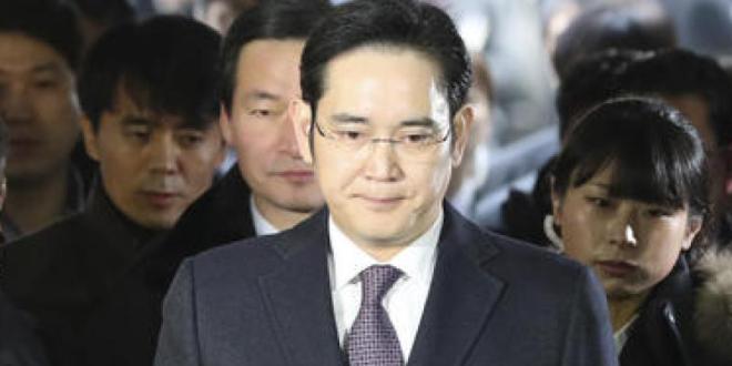 حکم احتمالی 12 سال زندان برای رئیس سامسونگ