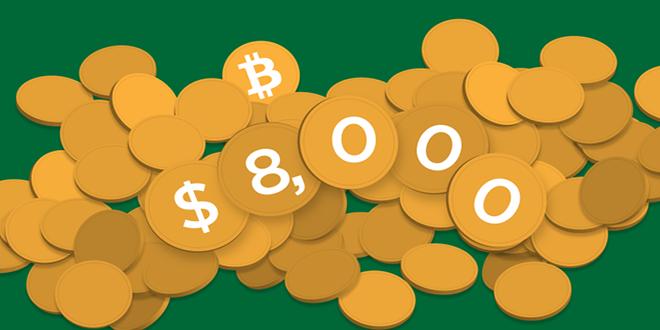 bitcoin 8200 dollars