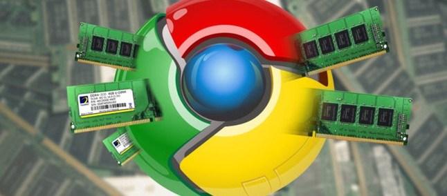 گوگل کروم رم بیشتری مصرف میکند