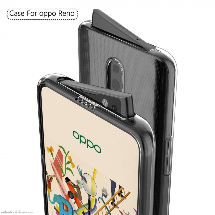 انتشار عکسها و مشخصات Oppo Reno در TENAA