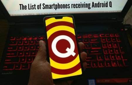 کدام گوشیهای سامسونگ اندروید Q را دریافت میکنند؟