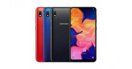 ادعا شده است که گوشی Samsung Galaxy A10s با دوربین...