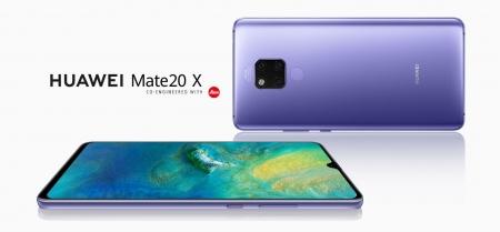 بهزودی شاهد نسخهای ۵G از Huawei Mate 20 X خواهیم...
